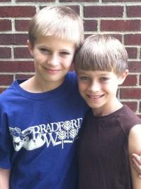 Nick and Ryan July 17, 2011