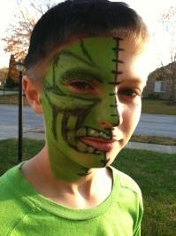 Nick Halloween 2011